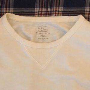 J Crew Garment Dyed Sweatshirt
